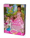 Набор кукол и пони Defa Lucy в розовом, 8077, отзывы