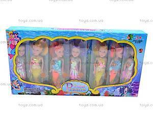 Набор куколок, G-788C3, игрушки