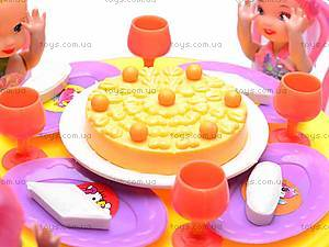 Набор куколок за столом, 9835, фото