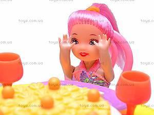 Набор куколок за столом, 9835, отзывы