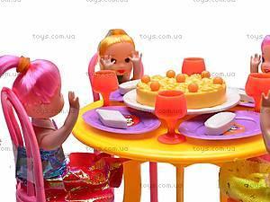 Набор куколок за столом, 9835, цена