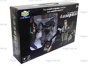 Набор для стрельбы «Лазертаг», EL80135R, игрушки