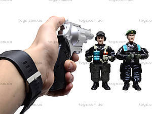 Набор для стрельбы «Лазертаг», EL80135R, детские игрушки
