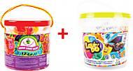 """Набор легкого магического пластилина """"Moon Light Clay"""" + Набор теста для лепки для мальчиков, 41078, отзывы"""