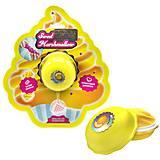 """Набор легкого прыгающего пластилина """"Sweet Marshmallow: Дыня"""" 30 г , 70065"""