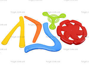 Набор летающих фигур «Бумеранги», 4043, фото