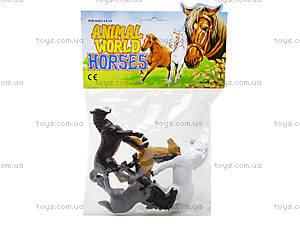 Набор игрушечных лошадей, 3462, цена