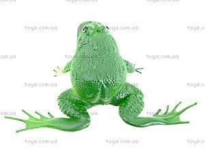 Набор лягушек резиновых, H89W, детские игрушки