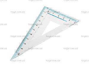 Набор измерительных линеек, 4 предмета, 370263, фото