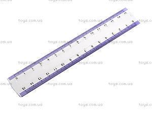 Набор измерительных линеек, 4 предмета, 370263, отзывы