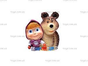 Набор магнитов «Маша и Медведь», 12 штук, 162, купить
