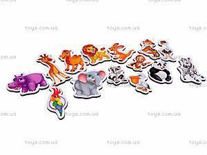 Набор магнитов «Зоопарк», VT3101-05, фото