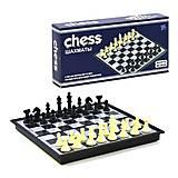 Набор магнитных шахмат , 9608, фото