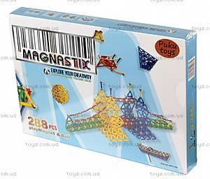 Игровой набор «Магнитный конструктор», 288 деталей, MT01306