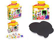 Набор магнитов для детей «Ферма», VT3101-03, интернет магазин22 игрушки Украина