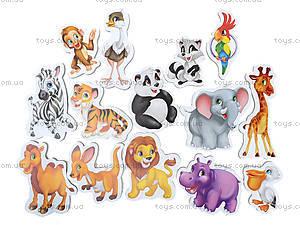 Набор магнитов «Животные», VladiToysPresent, магазин игрушек