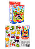 Набор магнитов «Мой маленький мир.Овощи и фрукты» , VT3106-03VT3106-11, отзывы