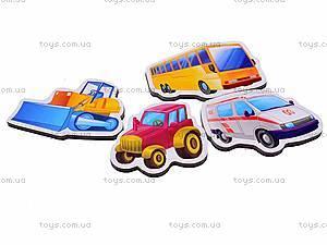 Набор магнитов «Транспорт», VT3101-06, магазин игрушек