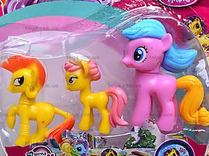 Набор маленьких пони, 16604, игрушки