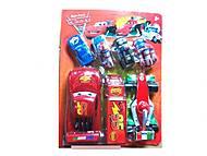 Набор маленьких и больших машинок «Тачки», 046, купить