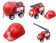 Игровой набор «Маленький пожарник», 3978, фото