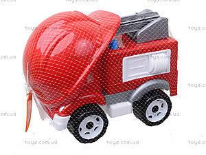 Игровой набор «Маленький пожарник», 3978, цена