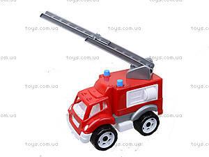 Игровой набор «Маленький пожарник», 3978, игрушки
