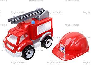 Игровой набор «Маленький пожарник», 3978, toys.com.ua