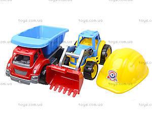 Игровой набор «Малыш Строитель», 3954, toys