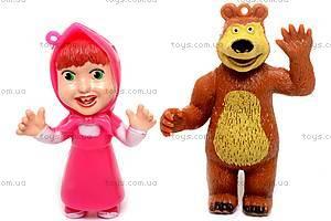 Набор «Маша и Медведь», 2 игрушки, 12007