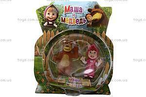 Набор «Маша и Медведь», 2 игрушки, 12007, купить