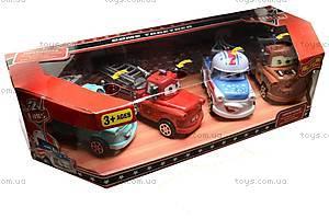 Набор машин из м/ф «Тачки», 528-4, купить