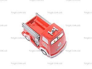 Набор машин «Тачки», 6 штук, 2006, детские игрушки