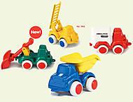 Детская машинка-мини, 10 см, 1143, фото