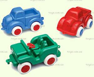 Машинка-мини детска «Моделька», 14см, 1084