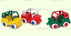 Машинка-мини детская «Спасатели», 1089