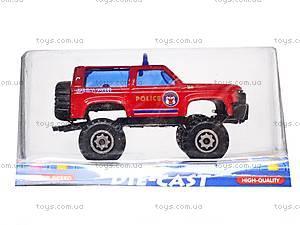 Набор машинок «Пожарная техника», 6103MS, купить