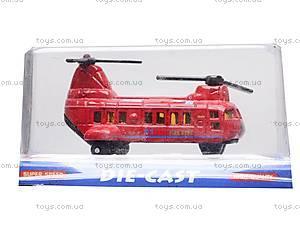 Набор машинок «Пожарная техника», 6103MS, отзывы