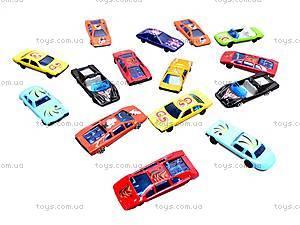 Набор машинок «Спорткар», MK-25, игрушки
