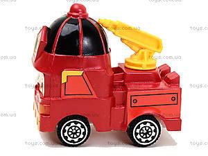 Набор игрушечных машин «Робокар Поли», 660-199, купить