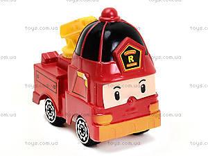 Набор игрушечных машин «Робокар Поли», 660-199, фото