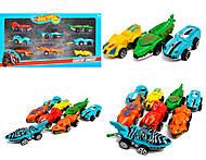 Машинки «Hot Wheel» в наборе, 2367-8А