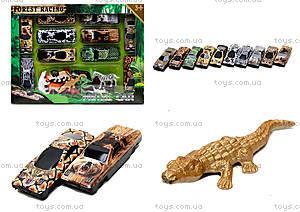 Игровой набор машин «Сафари», 958-10