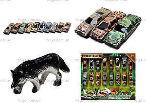 Игровой набор машинок «Ралли в Сафари», 958-16