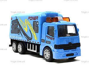 Игрушечный инерционный грузовик , TH638, купить