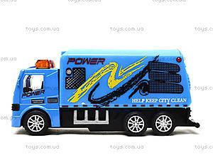 Игрушечный инерционный грузовик , TH638, отзывы