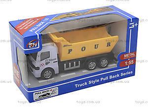 Игрушечный инерционный грузовик , TH638, toys.com.ua