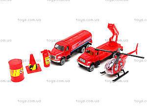 Набор металлических машинок City vehicle, JP401, купить