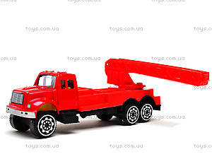 Набор металлических машинок City vehicle, JP401, фото