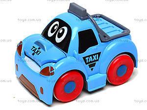 Металлическая машинка «Такси», 0783-54, купить